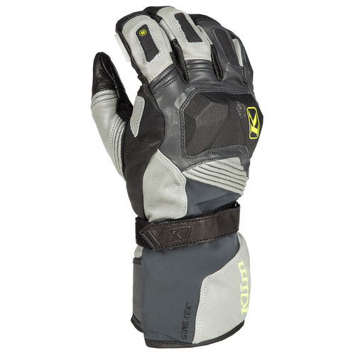 KLIM Badlands GTX Long Glove - GREY