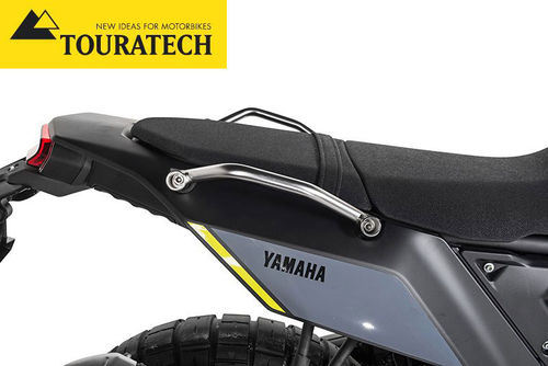 Touratech Stainless Steel Grab Handles - Tenere 700