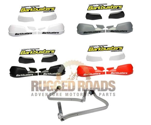 Barkbuster Handguard Kit - BMW F650GS - Funduro & Dakar To 2007 & BMW G650GS To 2010