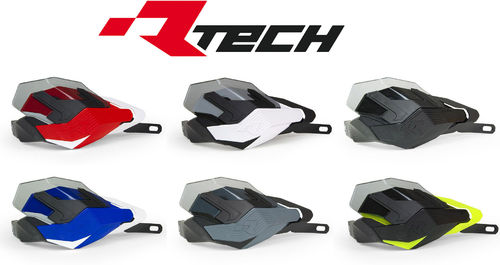 Racetech HP3 Adventure Handguards WITH Fitting Kit